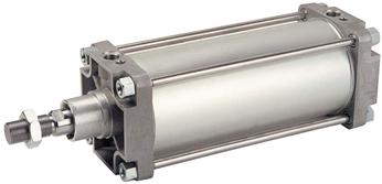 Foto eines Druckluftzylinders.